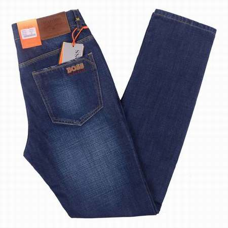 Soldes jeans homme grande taille