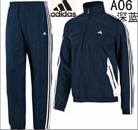 survetement adidas homme solde