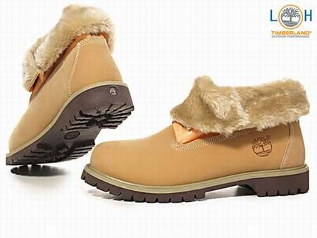 timberland homme guide taille