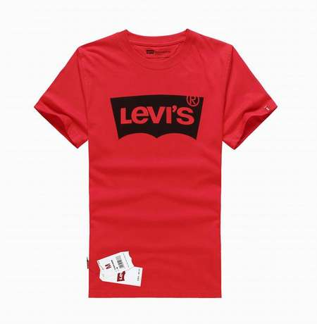 tee shirt levis rouge levis fragrance avis site levis pas cher. Black Bedroom Furniture Sets. Home Design Ideas